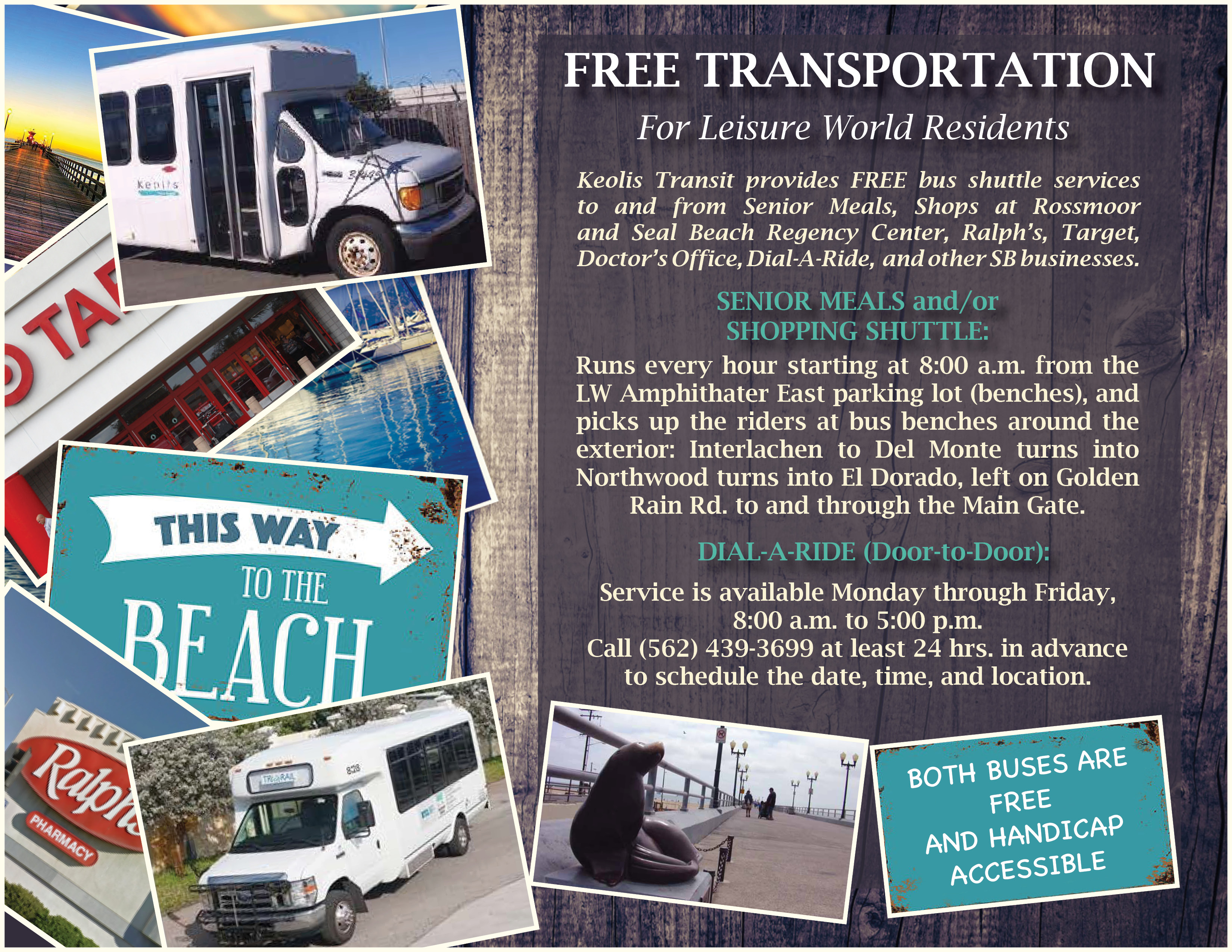 Free buses