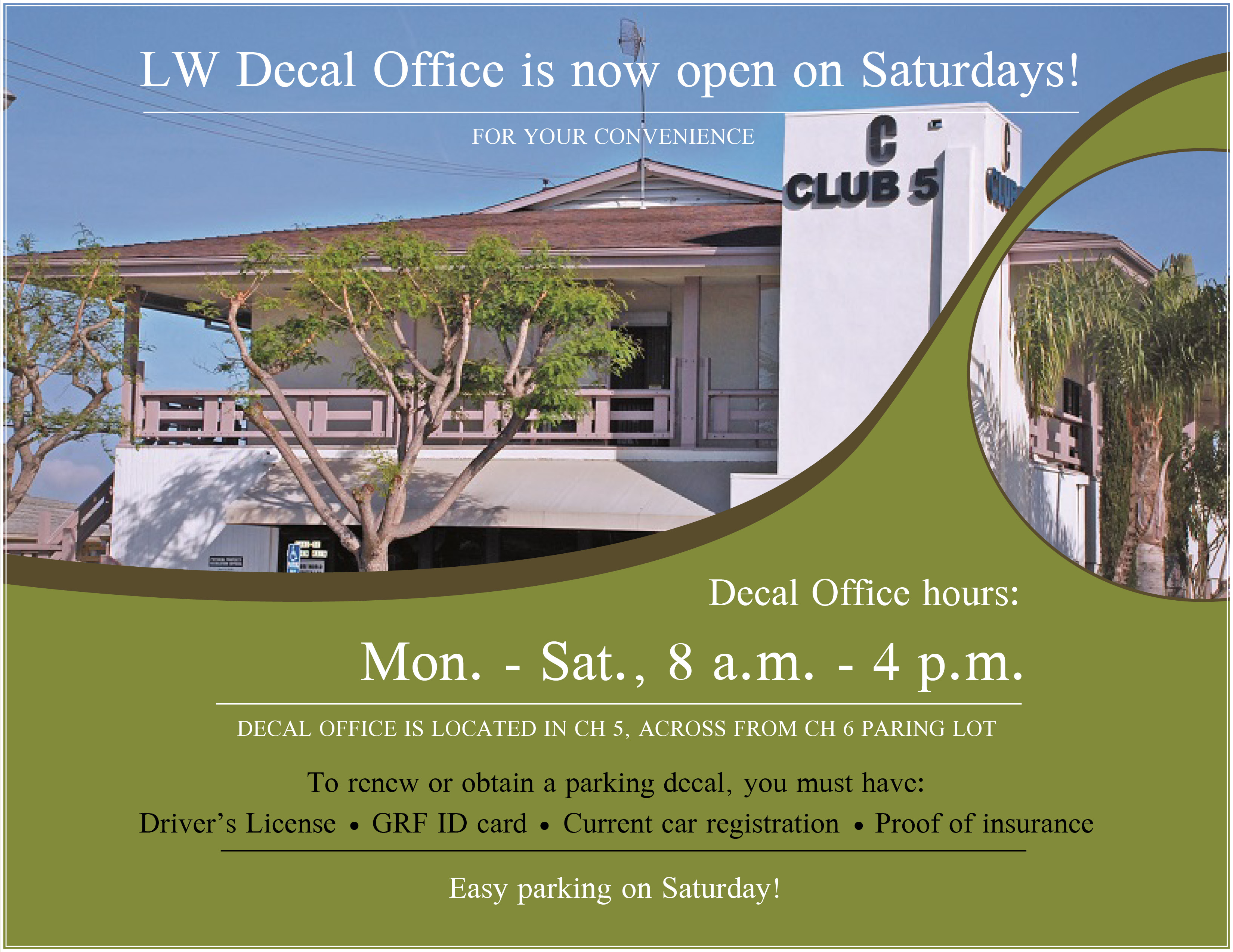 LW Decal office