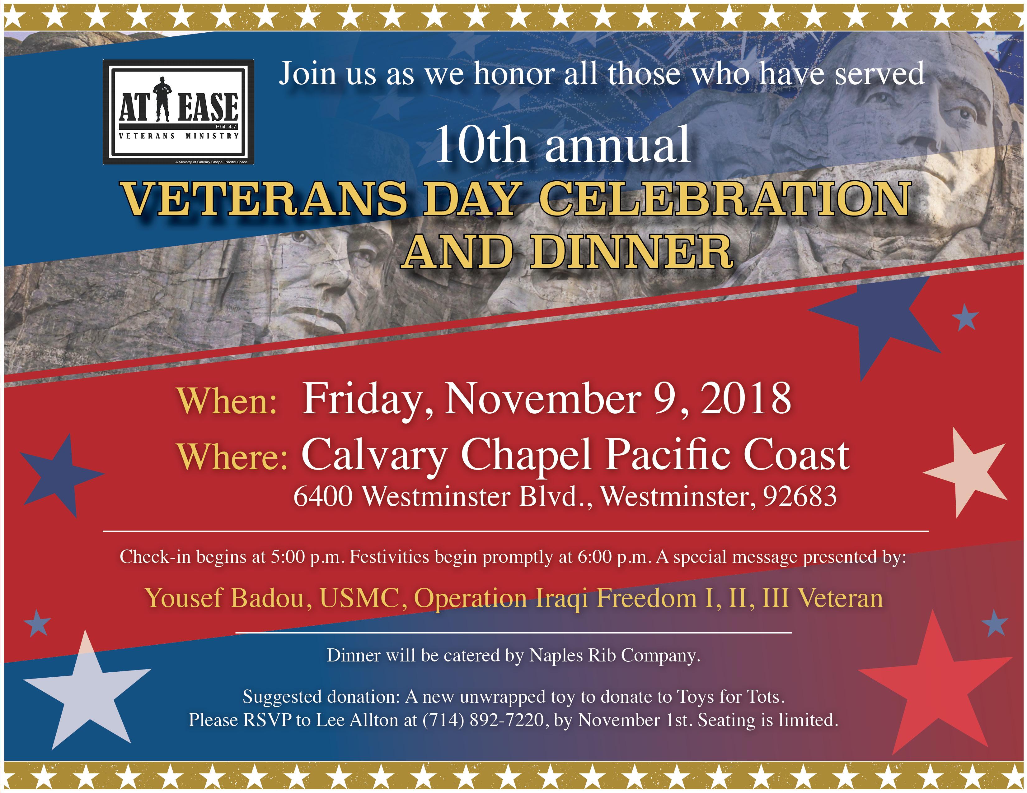 1109 Veterans