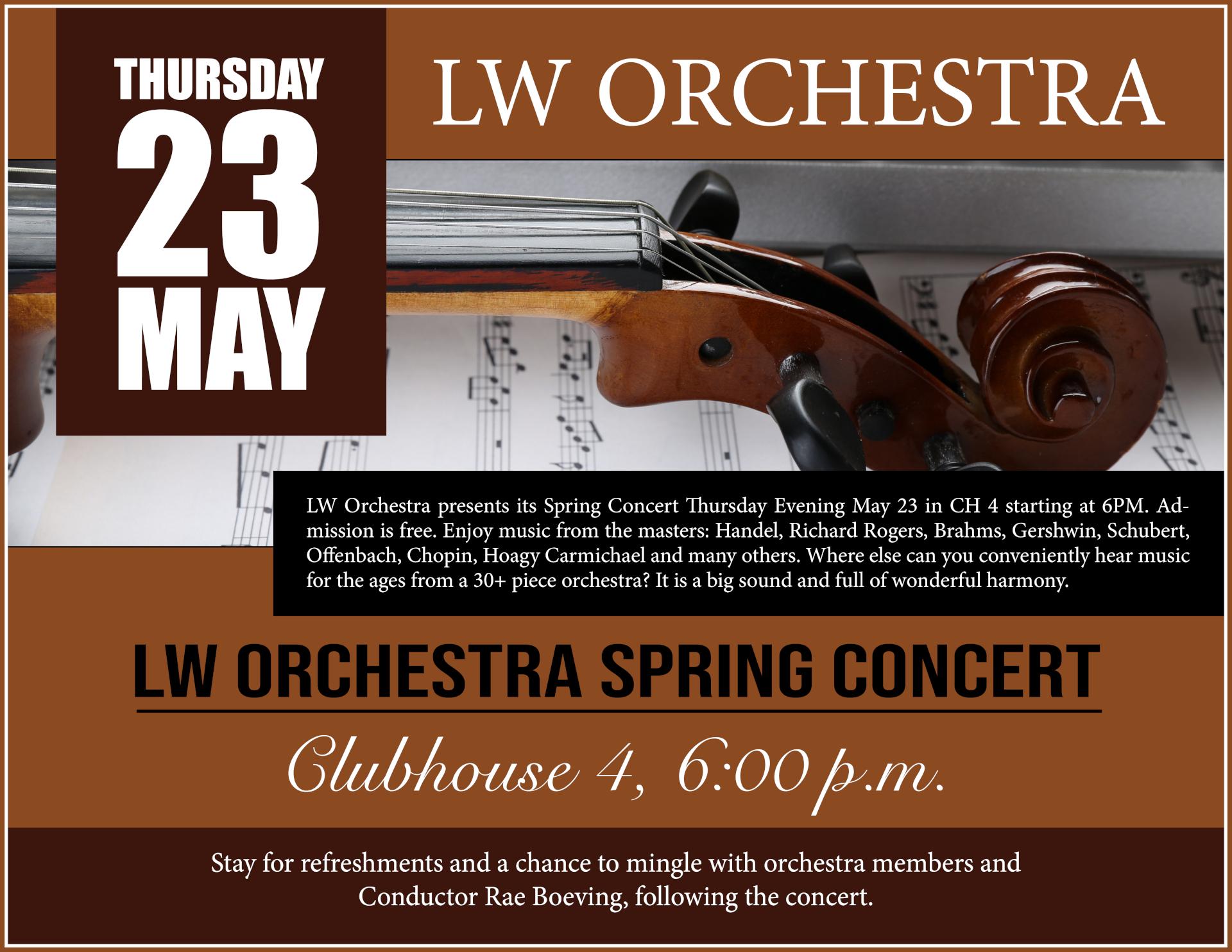 LW Orchestra 05-23