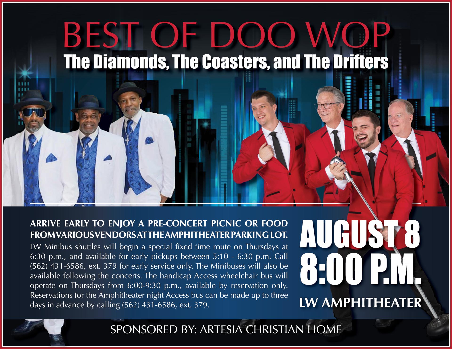 Best of Doo Wop 08-08