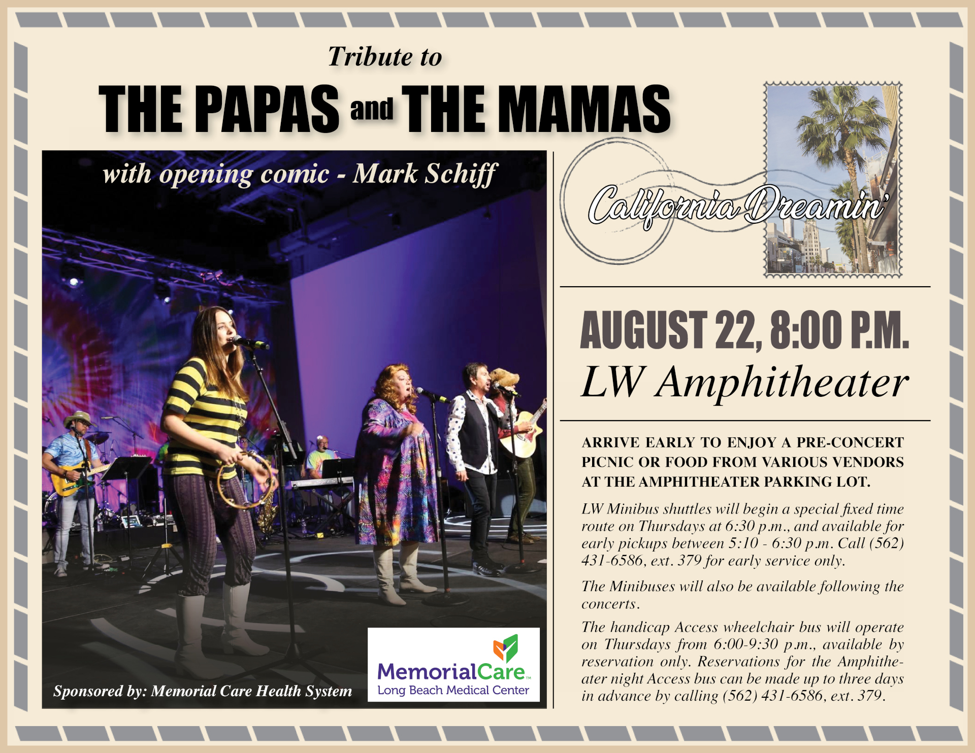 Mamas and Papas flyer 8-22