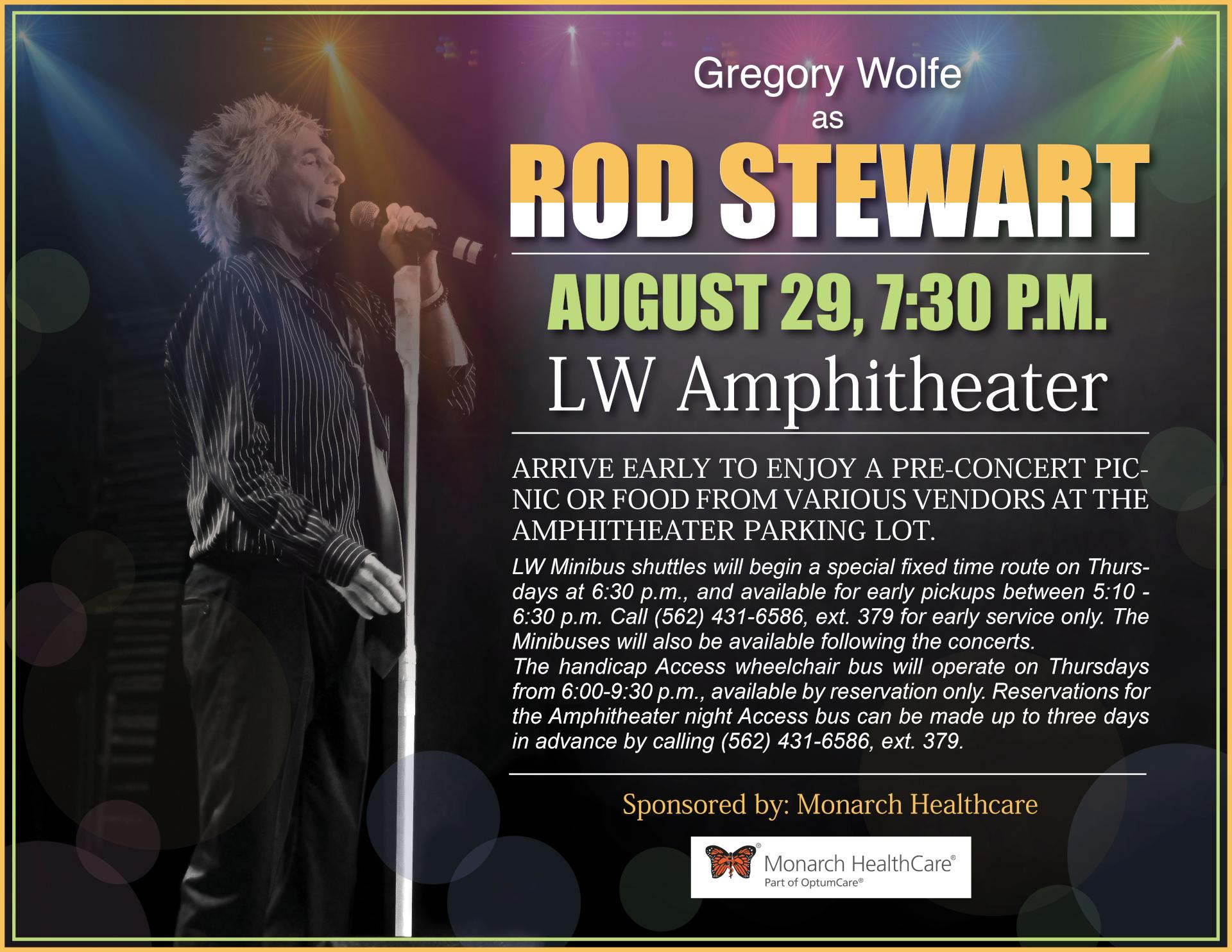 Rod Stewart tribute 08-29