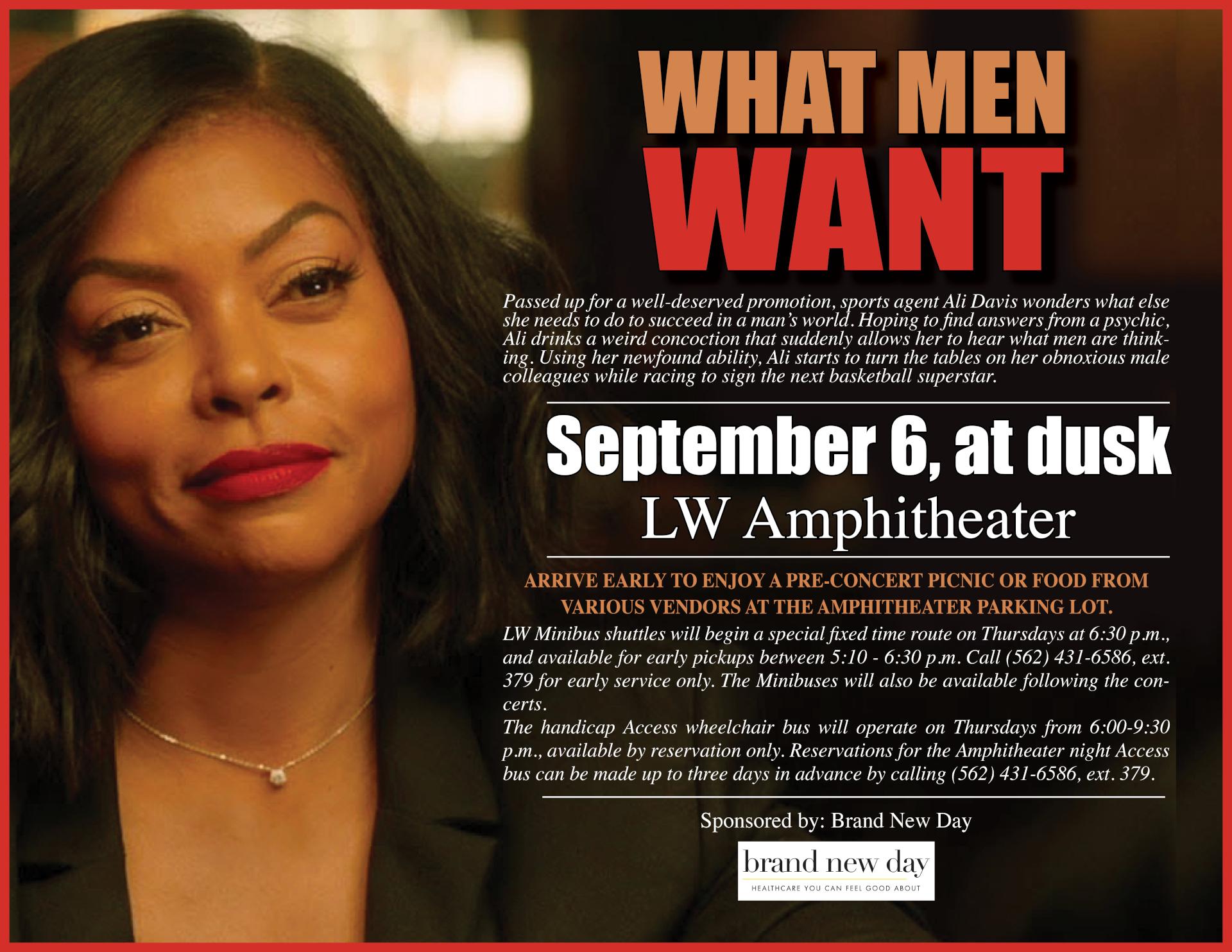 What men want flyer 09-06