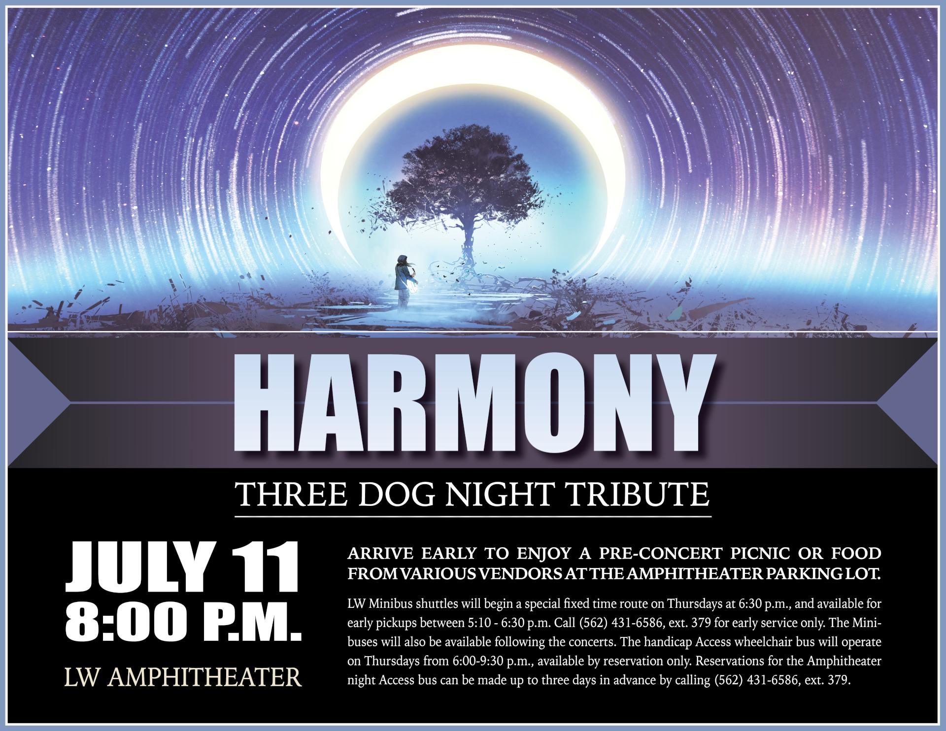 Harmony flyer 07-11