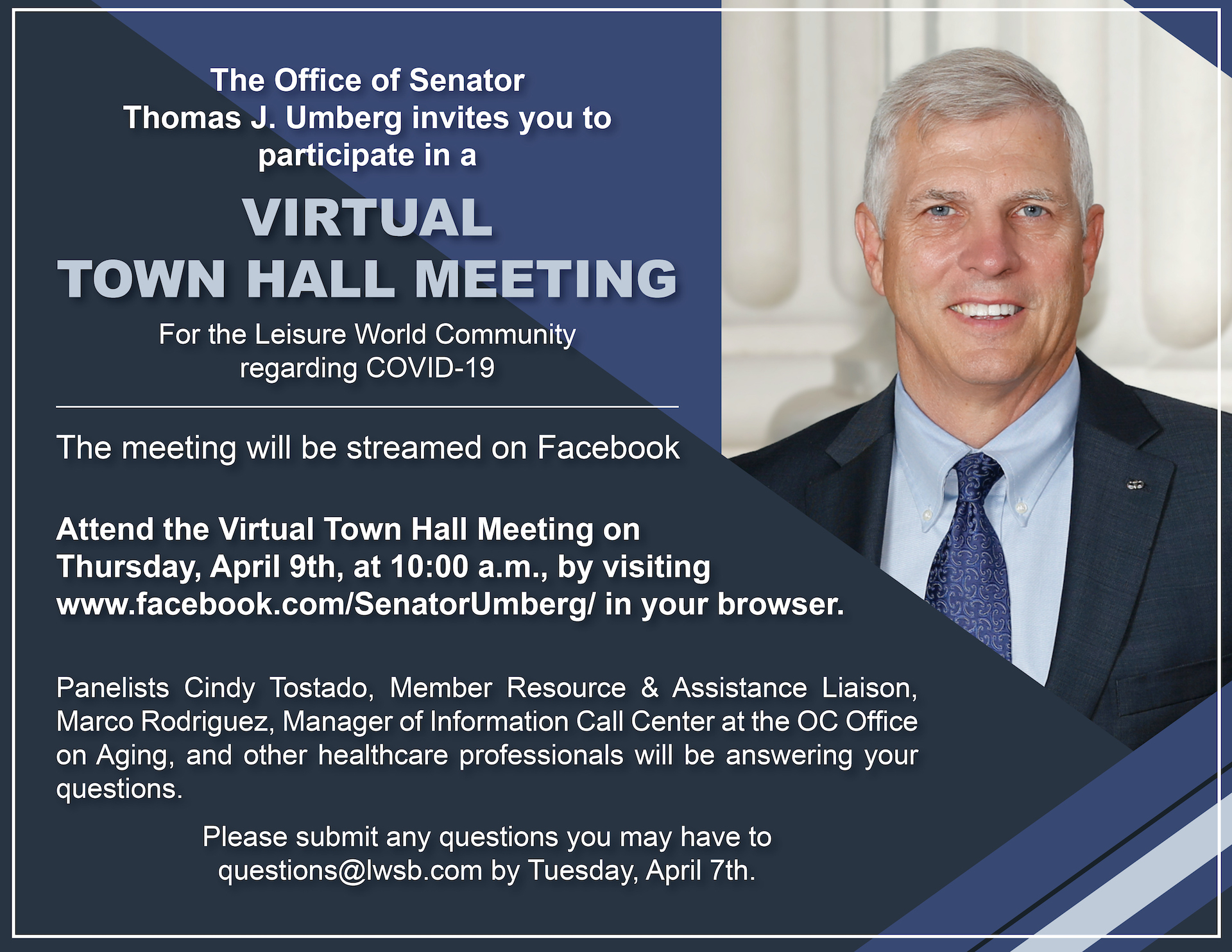 0407 Town Hall meeting flyer