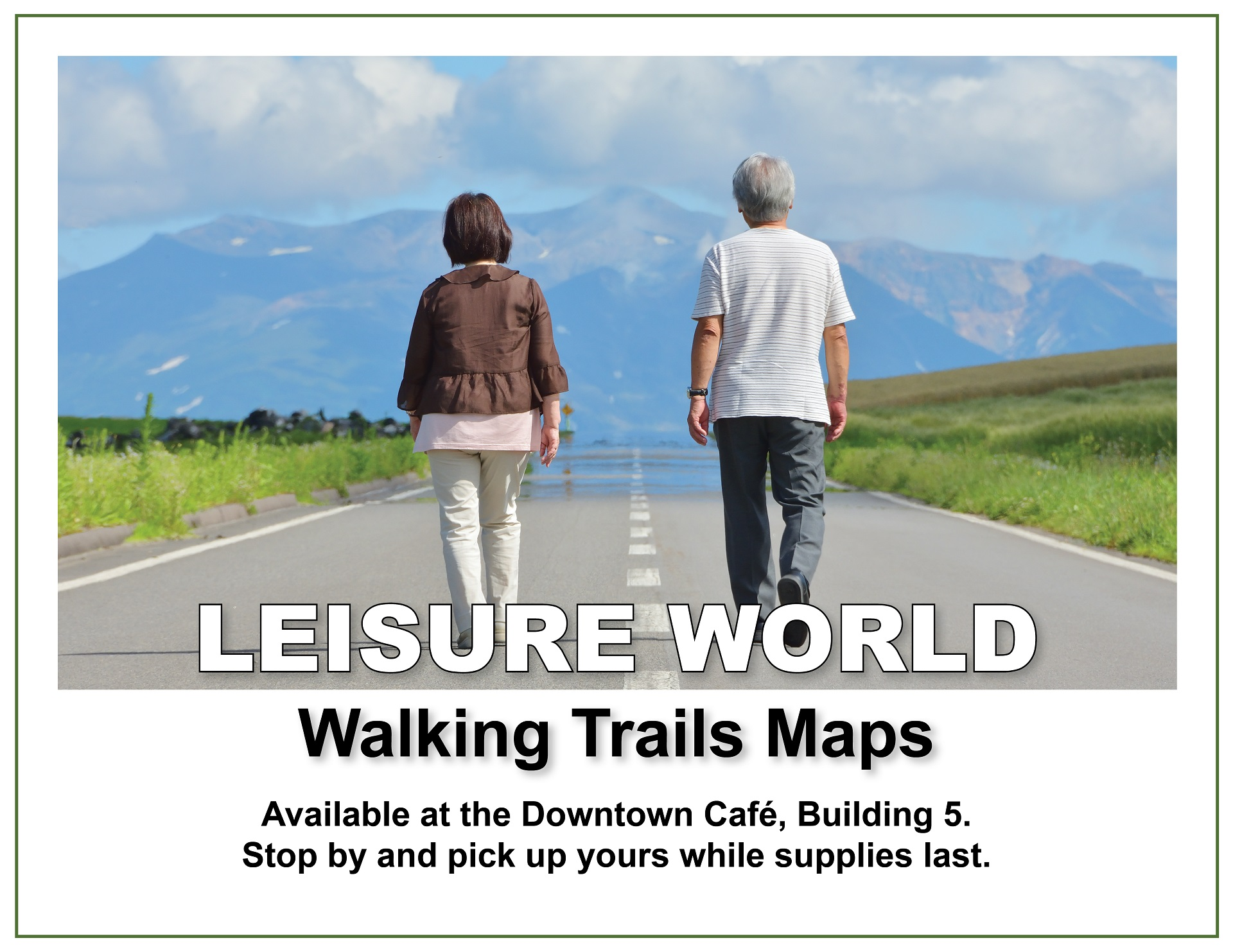 Website walking trails maps